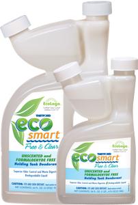 EcoSmart Free & Clear | Holding Tank Deodorant