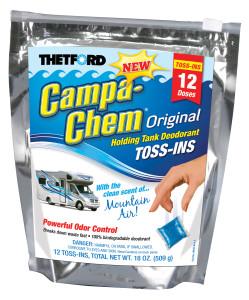 CampaChem Toss-Ins - Mountain Air - 12 Pack
