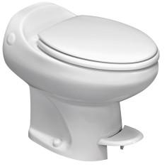 Aria Classic | High Profile | White | Permanent RV Toilet