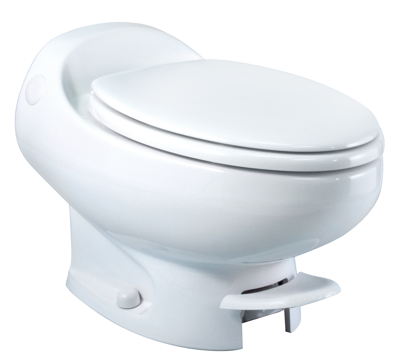 Aria Classic All China Rv Toilet With Single Pedal Flush