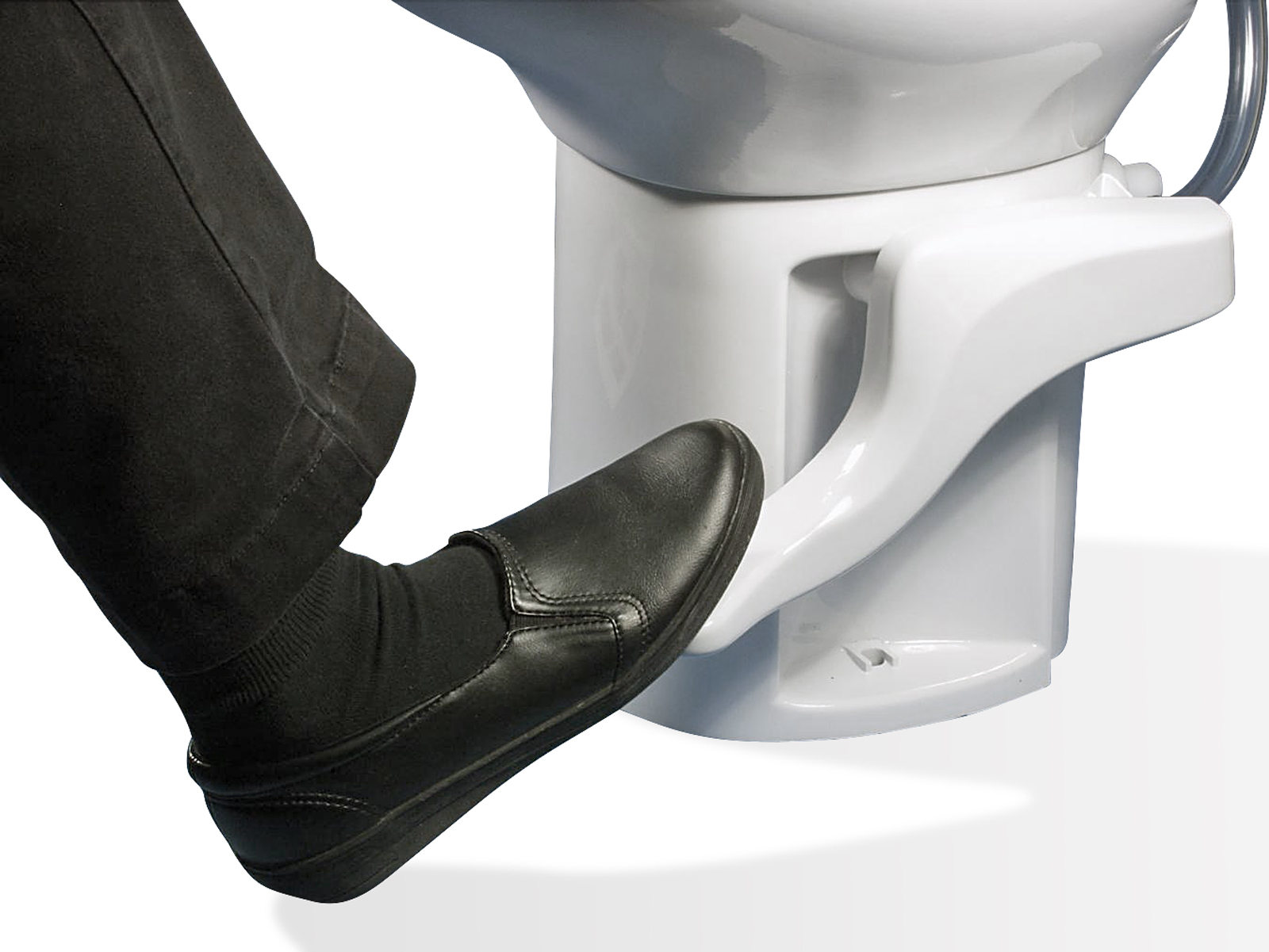 Camper Holding Tank >> Aqua-Magic® Style II - The Reliable Entry-Level China RV Toilet