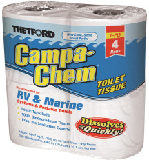 CampaChem Toilet Tissue | Thetford Corporation