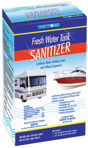 Fresh Water Tank Sanitizer Box