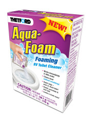Aqua Foam RV Toilet Cleaner