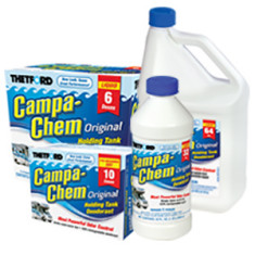 CampaChem Holding Tank Deodorant   Thetford Corporation