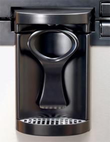 Optional door mounted Water Dispenser