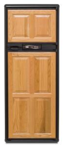 N1095 with installed wood door panels.