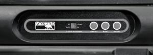 Norcold N412 Refrigerator - Controls