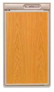 Norcold N510 - Refrigerator - Closed - Beige