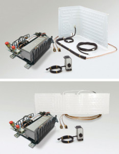 Norcolder SCQT-4408F | Refrigerator Conversion Kit