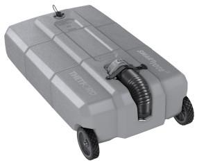 SmarTote2 - 2 Wheel - 27 Gallon