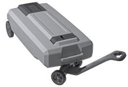 SmarTote2 - 4 Wheel - 35 Gallon