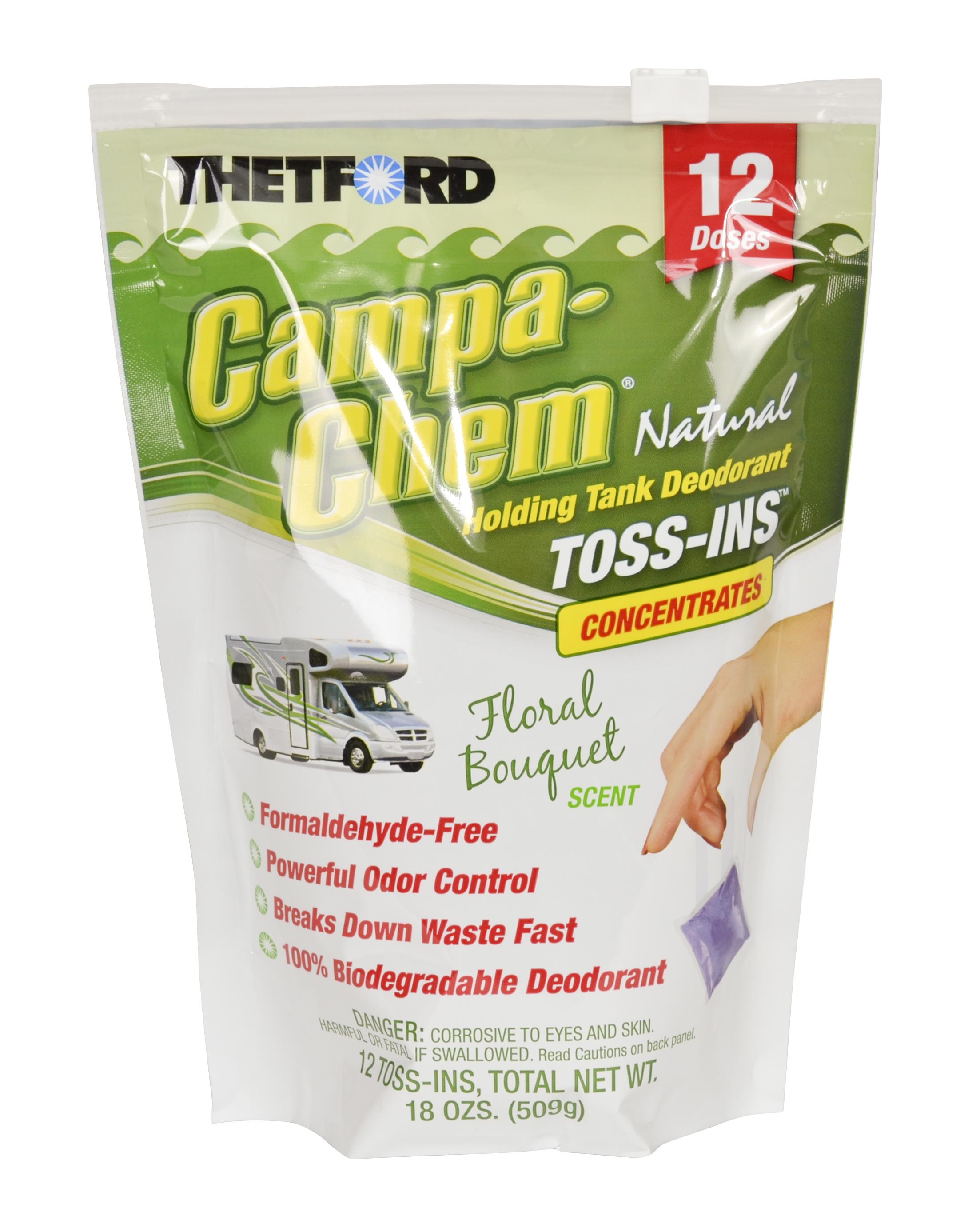 CampaChem Natural Toss-Ins   Thetford Corporation
