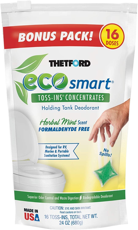 EcoSmart Green Mint Toss-Ins