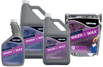 Premium RV - Wash & Wax Products