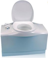 C403L Cassette¨ | Permanent Cassette Toilet