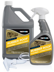 Premium Rubber Roof Cleaner | RV Care