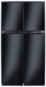 PolarMax 2118 Refrigerator   Black   Front