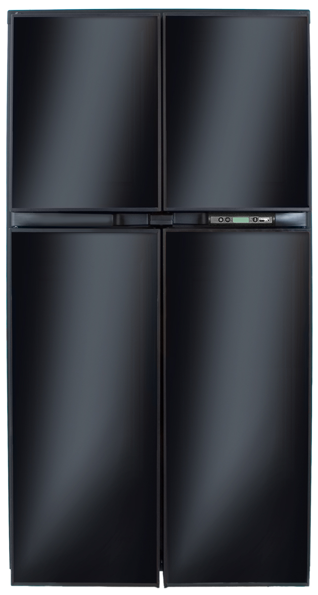 PolarMax 2118 Refrigerator | Front Stickers PolarMax 2118 Refrigerator |  Black | Front ...