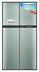 PolarMax 2118 Refrigerator   Front Stickers