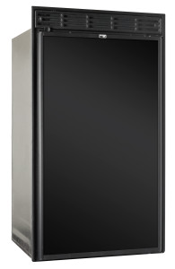 Norcold DC558 RV Refrigerator - Closed - Angled Right