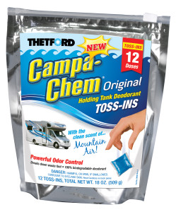 CampaChem Toss-Ins - Mountain Air - 12 Pack