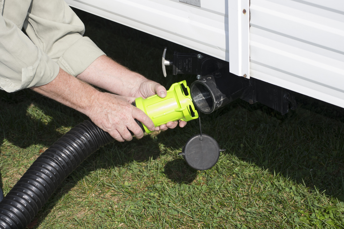 Titan® Premium 10-Foot RV Sewer Hose | Products | Thetford