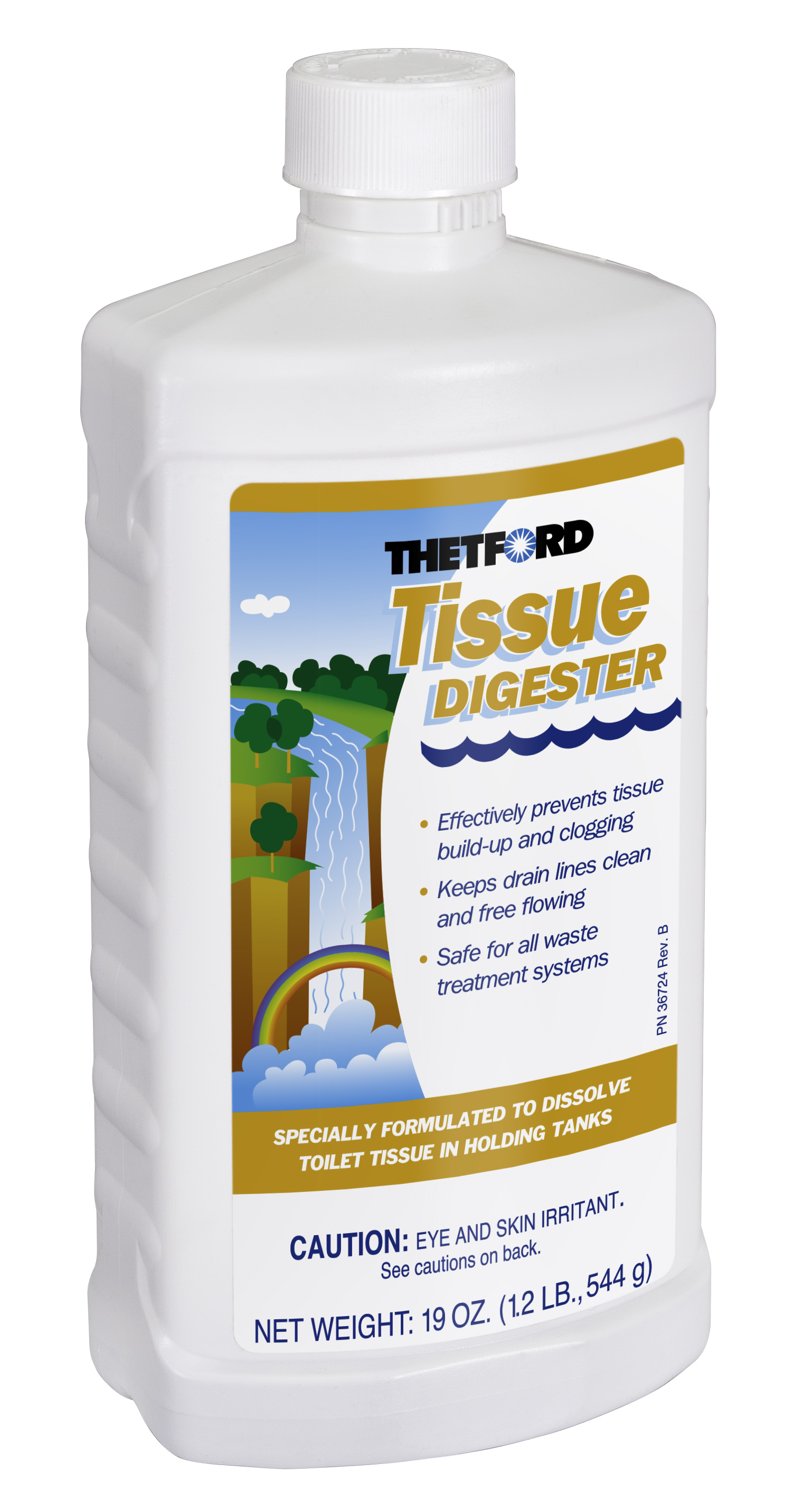 Tissue Digester | Products | Thetford