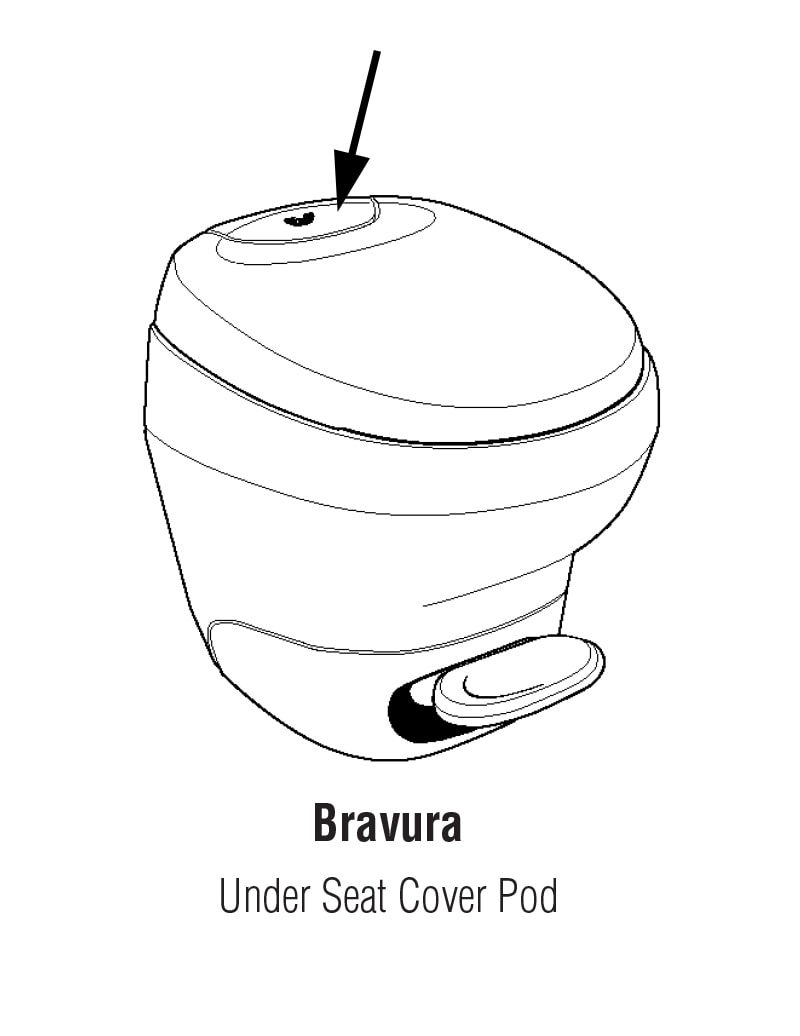 bravura thetford aqua magic toilet diagram,aqua free download printable  at bayanpartner.co