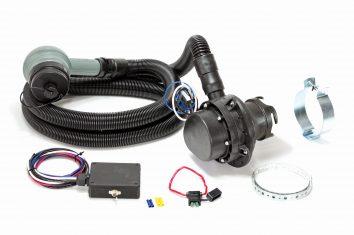 Sani-Con Turbo 400S waste evacuation system