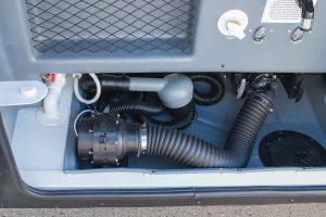 Sani-Con Turbo 600S installed
