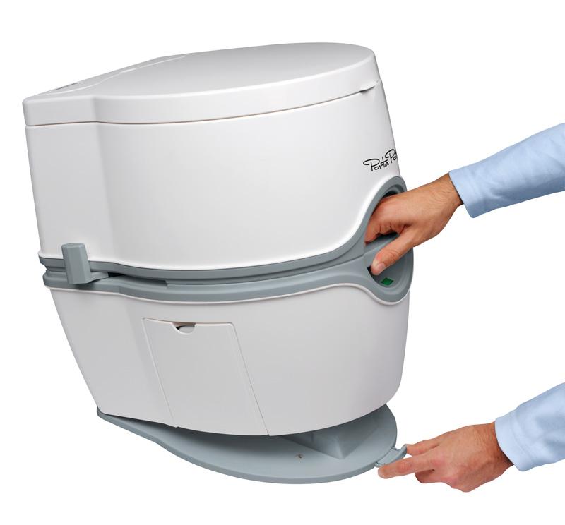 Porta Potti 174 565e The Best Portable Toilet With Electric