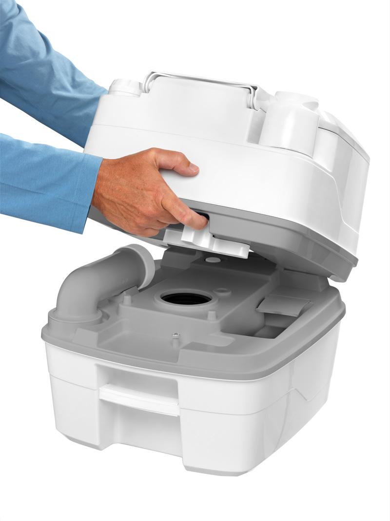 Porta Potti 365 The Portable Toilet You Ll Want To Take