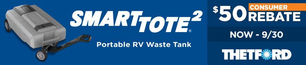SmartTote2 Rebate